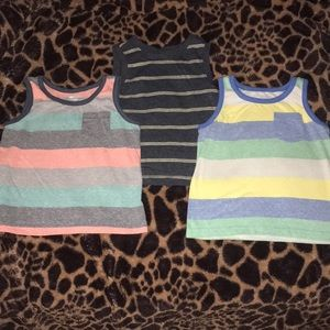 3 Old Navy Tank Tops - 18-24 Month